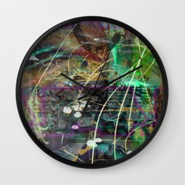 But Then This Happened! Wall Clock