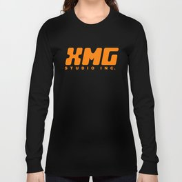 XMG Studio, Orange Long Sleeve T-shirt