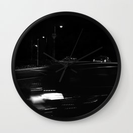and the cruel blind Wall Clock