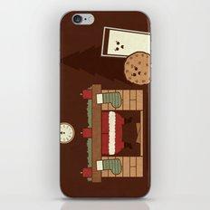 Santa's Coming iPhone & iPod Skin