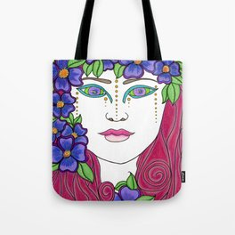 Antheia Tote Bag
