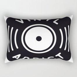 Vinyl Addict Rectangular Pillow