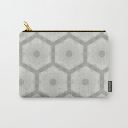 Pencil honeycomb Carry-All Pouch