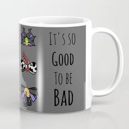 Villains Bows Coffee Mug