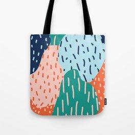 Santa Fe (Abstract) Tote Bag