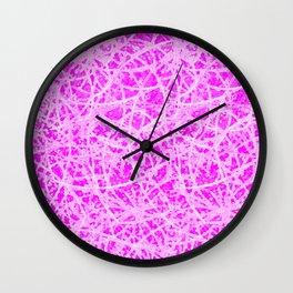 Informel Art Abstract G58 Wall Clock