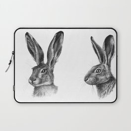 Hare profile G138 Laptop Sleeve