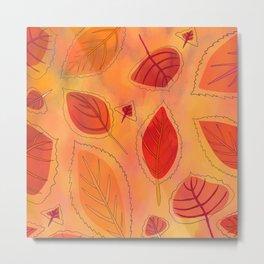 Fall Foliage #2 Metal Print