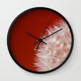 Dent De Lion Wall Clock