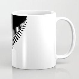 Silver Fern of New Zealand Coffee Mug