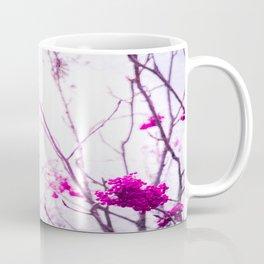 Hot Pink Berries Coffee Mug