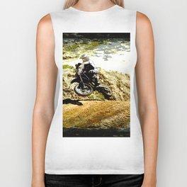 Dirt-bike Racer Biker Tank