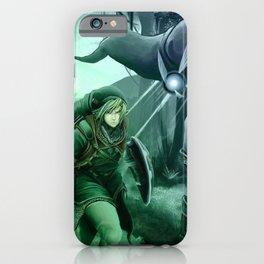 Destined Warrior iPhone Case