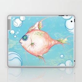 Pink Fish Dreams  Laptop & iPad Skin