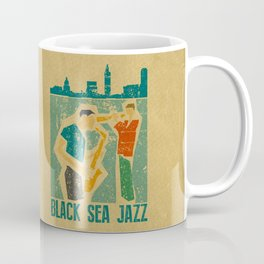 Black Sea Jazz Coffee Mug