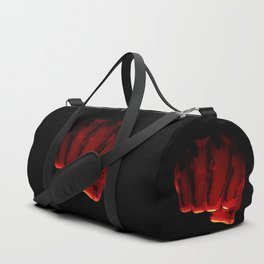One Punch Fist Duffle Bag