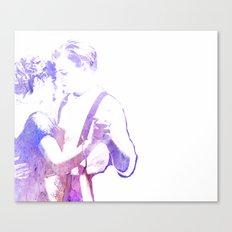 Jack & Rose Canvas Print