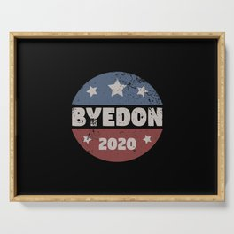 Byedon 2020 Serving Tray