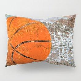 basketball art vs 91 Pillow Sham