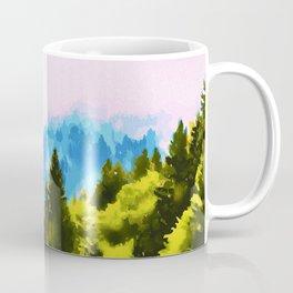 Forks Coffee Mug