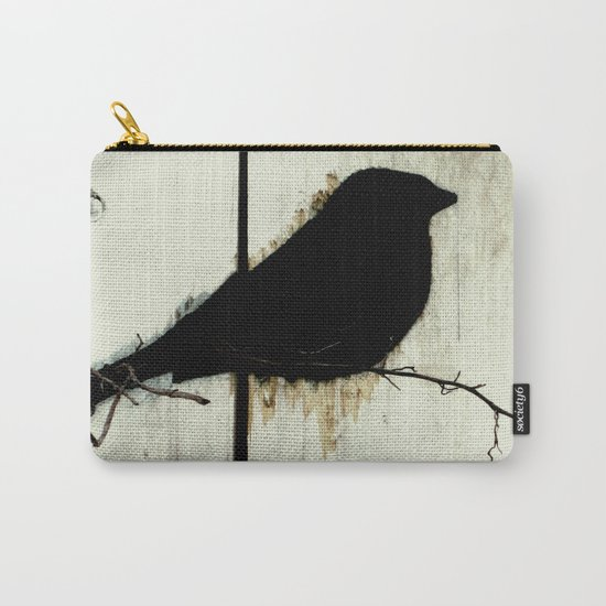 Early Bird - JUSTART © Carry-All Pouch