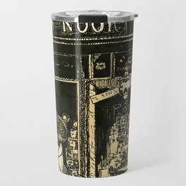 Nook's Grocery and C. Redd's Mobile Art Emporium Travel Mug