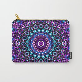 Mosaic Kaleidoscope 3 Carry-All Pouch