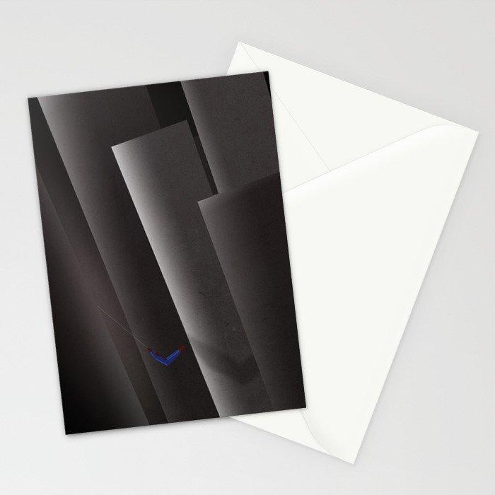SMOOTH MINIMALISM - Spiderman Stationery Cards