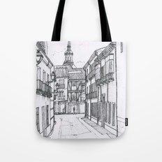 Alcala street #2 Tote Bag