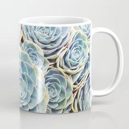 Succulent Garden Coffee Mug