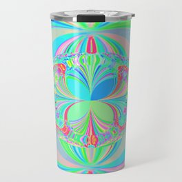 Peaceful  Colors Travel Mug