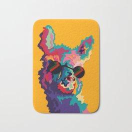 la alpaca Bath Mat