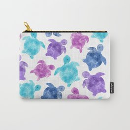 Turtles Together Carry-All Pouch