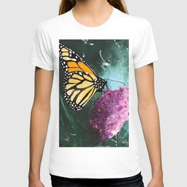 Butterfly - Soft Awakening - by LiliFlore T-shirt