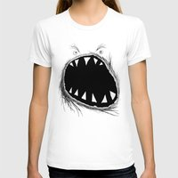 monster T-shirts featuring monster by Кaterina Кalinich