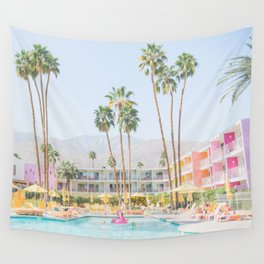 palm springs Wall Tapestry