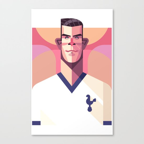 GB11 | Yids Canvas Print