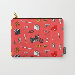 Pulp Fiction pattern Carry-All Pouch