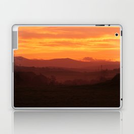 Lakes Sunrise Laptop & iPad Skin