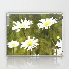 Daisy Art Laptop & iPad Skin