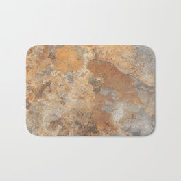 Granite and Quartz stone texture Bath Mat