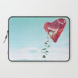 Pour Your Heart Out Laptop Sleeve