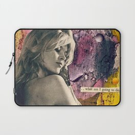 What Am I Going to Do Laptop Sleeve