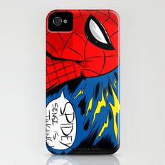 The Spidey Sense iPhone (4, 4s) Slim Case