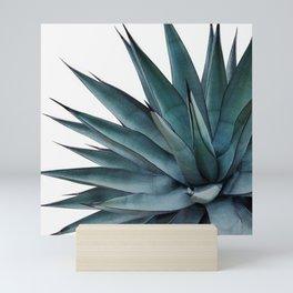 Agave Vivid Vibes #1 #tropical #decor #art #society6 Mini Art Print