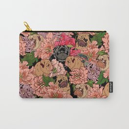 Because Pugs Carry-All Pouch
