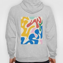 Community abstract Hoody