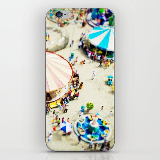 Carnivale iPhone & iPod Skin
