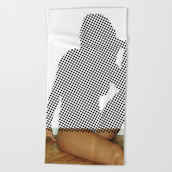 One Thousand and One Night · Dream 69 Beach Towel