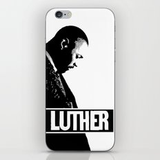 Luther - Idris Elba iPhone & iPod Skin